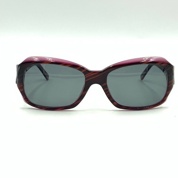 DKNY DY4048 Brown Oval Sunglasses Frames